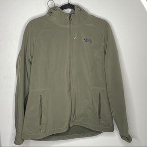 North Face Full Zip Fleece Jacket Sz XL
